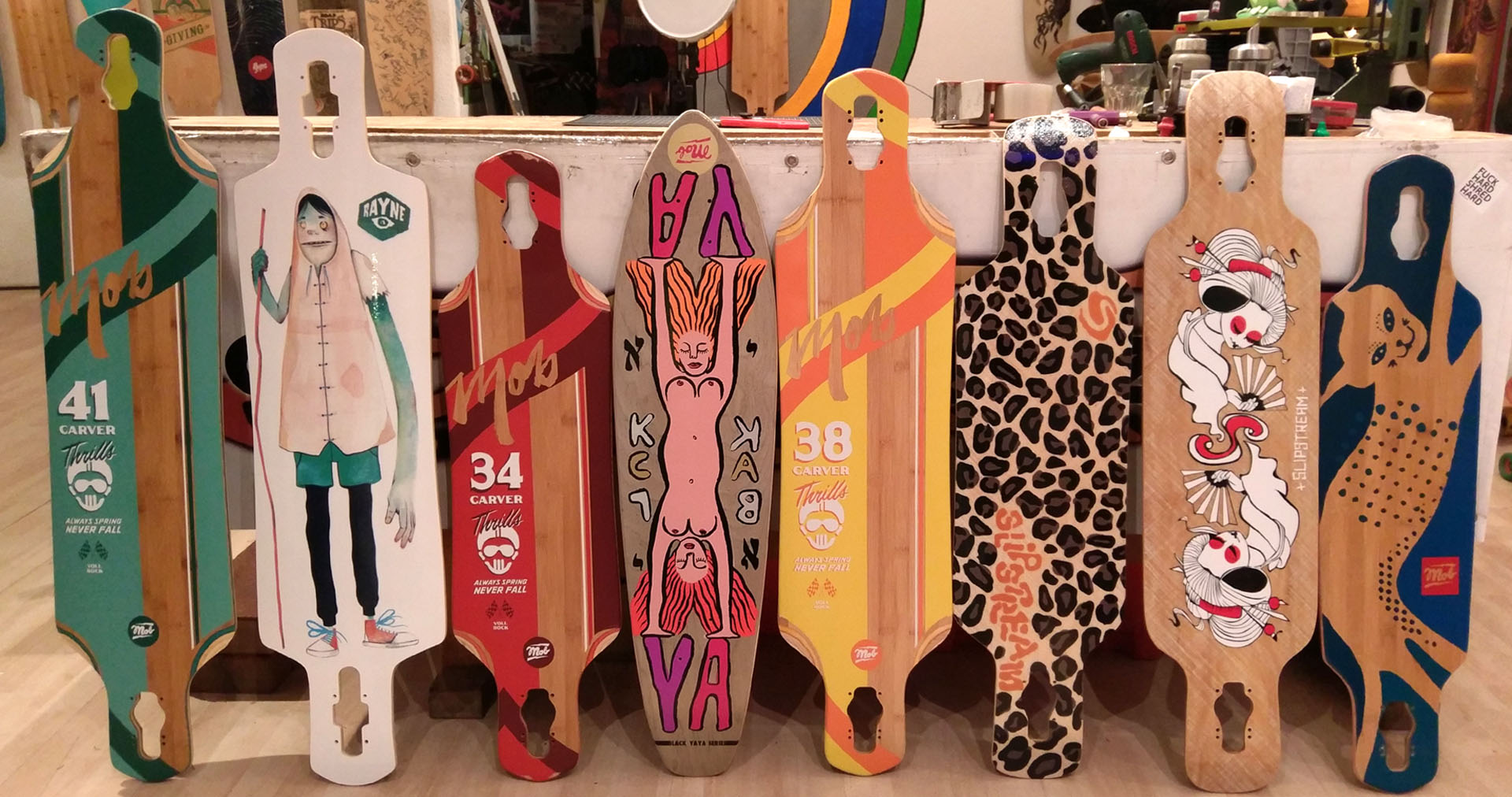 Neue Decks 2017 Funky Summer